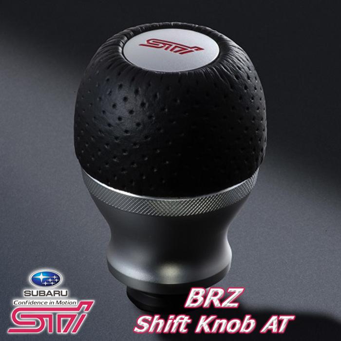 【STI スバル 正規】STI シフトノブ 6AT BRZ SG117CA020