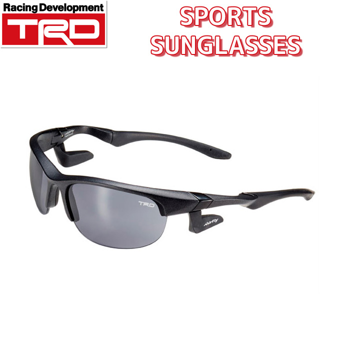 TRD スポーツサングラス AirFly 専用ケース付 08773-SP078