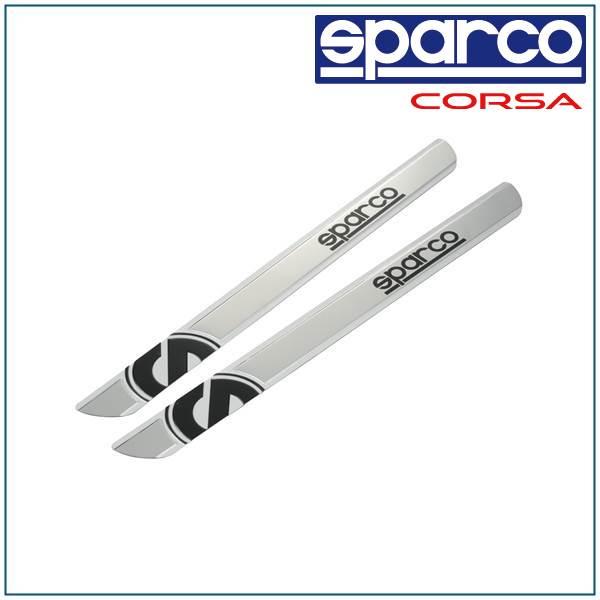 スパルコ/sparco/도어 실 플레이트 세트 SPC S 크기/450x40MM OPC13130201