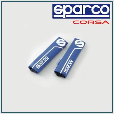 スパルコ, sparco/SPC, shoulder pat S-Line/ blue SPC1200