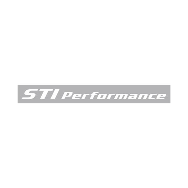 STI 성능 스티커 (화이트) STSG14100470