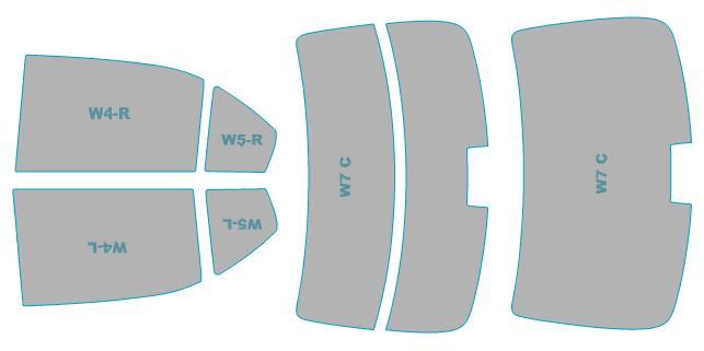 送料無料 カーフィルム カット済み UVカット 紫外線 99%カット 送料無料激安祭 トヨタ カローラ アクシオ NRE161型 年式 スモークフィルム NZE164型 NZE161型 車検対応 業務用 ウインドウ 安心と信頼 フィルム H29.10-