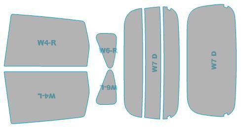 送料無料 カーフィルム カット済み UVカット 紫外線 99%カット お歳暮 三菱 推奨 ミツビシ eKワゴン 業務用 車検対応 H25.6-H27.9 フィルム ウインドウ B11W型 年式 スモークフィルム