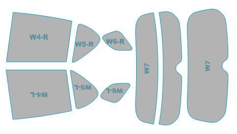 送料無料 カーフィルム カット済み UVカット 紫外線 99%カット レクサス チープ メーカー直送 CT フィルム H29.8- 年式 業務用 車検対応 ウインドウ ZWA10型 スモークフィルム