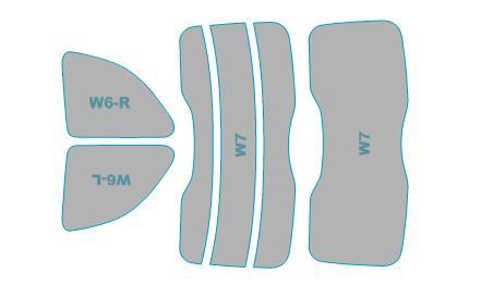 送料無料 カーフィルム カット済み 高品質 シルフィード 断熱スモーク フィアット Abarth 595 スモークフィルム 31214T型 業務用 フィルム H29.2- 年式 初売り 車検対応 ウインドウ