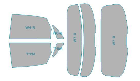 メーカー公式ショップ 送料無料 カーフィルム カット済み 断熱スモーク アウディ 安心の実績 高価 買取 強化中 A1 Sportback 8XCHZ型 バイク用品 年式 アクセサリー 8XCZE型 H27.6- 車用品 日除け用品