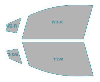 送料無料 スパッタゴールド 運転席 助手席 カーフィルム カット済み トヨタ プリウス バイク用品 車用品 年式 本物◆ H27.12-H30.11 ZVW55型 正規品スーパーSALE×店内全品キャンペーン アクセサリー 日除け用品 ZVW51型