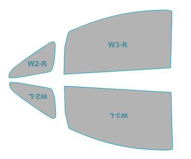 送料無料 スパッタシルバー 運転席 助手席 カーフィルム カット済み 激安格安割引情報満載 トヨタ ヴェルファイア ハイブリッド アクセサリー 日除け用品 H27.1-H29.12 バイク用品 年式 AYH30W型 車用品 セール商品