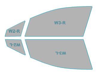 豊富な品 送料無料 スパッタゴールド 運転席 助手席 カーフィルム カット済み 豊富な品 スバル レヴォーグ バイク用品 H26.6-H29.7 日除け用品 車用品 Levorg 年式 アクセサリー VMG型