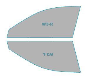送料無料 スパッタシルバー 運転席 助手席 待望 カーフィルム カット済み レクサス ファクトリーアウトレット GS バイク用品 GWL10型 年式 H24.1-H27.10 AWL10型 車用品 日除け用品 アクセサリー