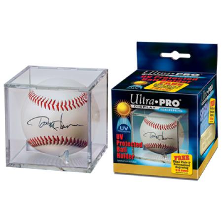ウルトラプロ(UltraPro) UVボールケース(ボールホルダー) 36個入りケース (#81528) UV Protected Baseball Holder