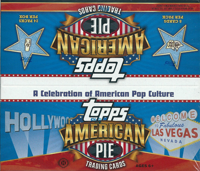 2011 Topps American Pie ボックス Box 12/15入荷