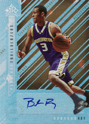 NBA 2006/07 UD Reflections Signature Copper 20枚限定!(11/20) Brandon Roy ブランドン ロイ