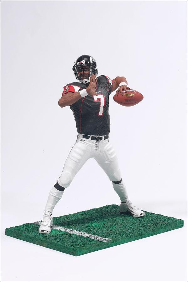 NFL マクファーレン 12インチ シリーズ1マイケル・ヴィック (ファルコンズ/ブラック)