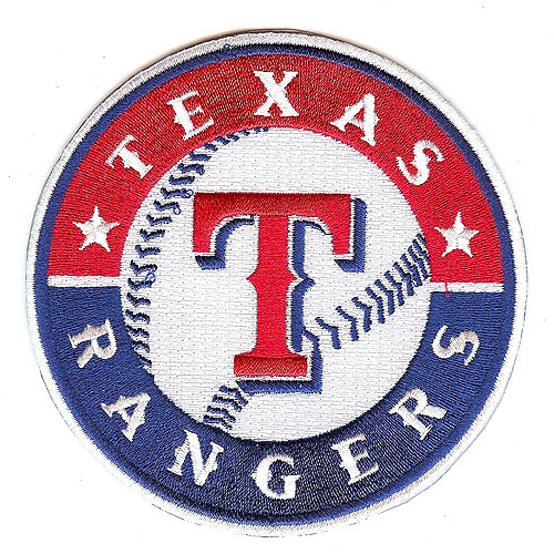 テキサス 送料0円 レンジャーズ プライマリー 返品不可 クラブ ロゴパッチ Rangers Texas