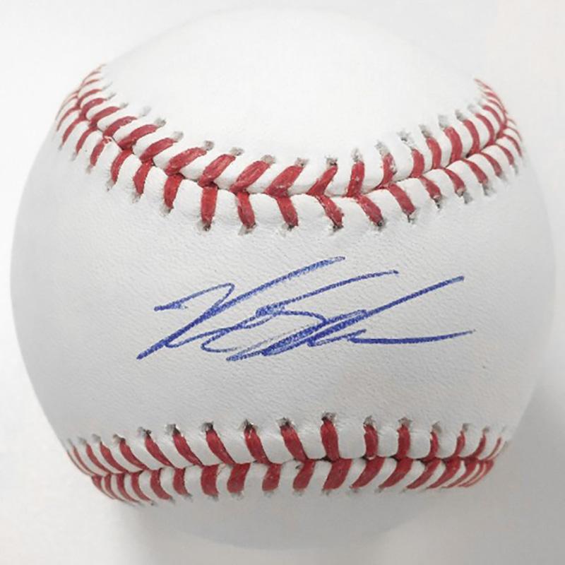 カイル・シュワーバー 直筆サインボール 2016 / Kyle Schwarber Autographed Baseball - 4/9入荷