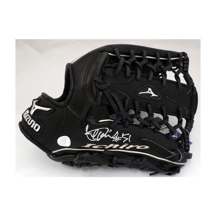 イチロー 直筆入りグローブ (Ichiro Suzuki Autographed Mizuno Fielding Glove