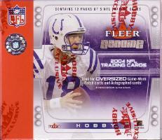 NFL 2004 Fleer Genuine Box (ボックス)