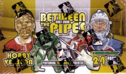 NHL 07/08 ITG BETWEEN THE PIPES