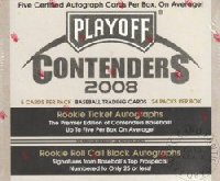 2008 Playoff Contenders ボックス