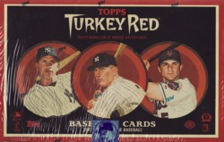 MLB 2007 TOPPS TURKEY RED