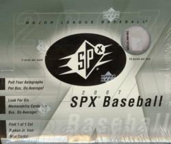 MLB 2007 SPx