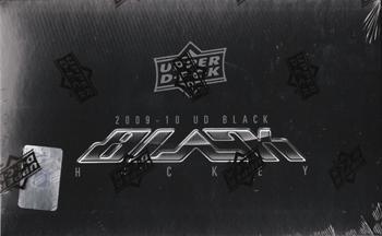 NHL 09/10 UD Black ボックス