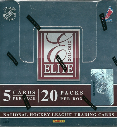 NHL 11/12 Panini Donruss Elite Box (ボックス)