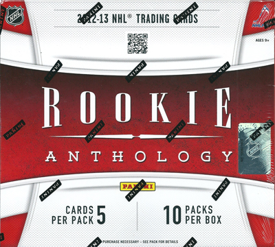 NHL 12/13 Panini Rookie Anthology ボックス (Box)