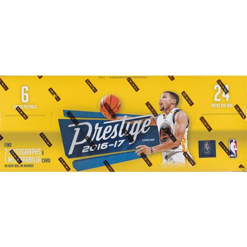 NBA 2016-17 Panini Prestige Basketball ボックス(Box)
