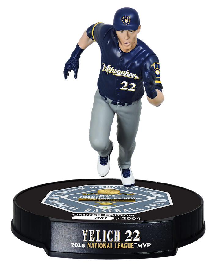 クリスチャン・イエリッチ Imports Dragon MLB フィギュア 2019 Limited Edition 2018 National League MVP (ブルワーズ/ネイビー/2,004体限定) / Christian Yelich 2/26入荷!