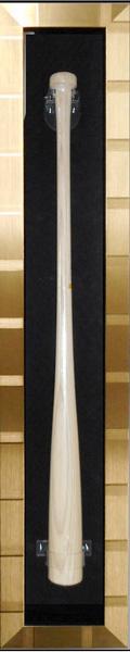 バットケース UVプロテクト仕様 ゴールド、マット黒 | Baseball Bat Case Gold Frame Black Matt