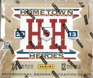 2013 Panini Hometown Heroes Baseball ボックス (Box)