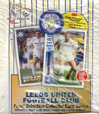 【サッカーカード】 SC 1998 Futera Fans Selection Leeds Box (ボックス) / リーズトレーディングカード
