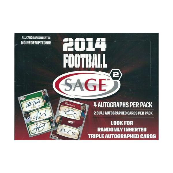 (セール)2014 SAGE 2 Football ボックス (Box)