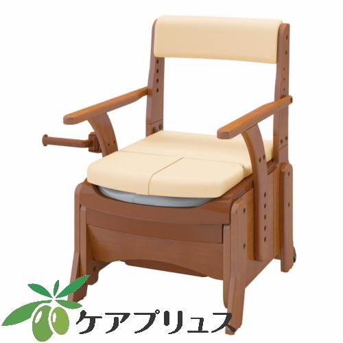 安寿 家具調 トイレ セレクトR コンパクトタイプ 標準便座