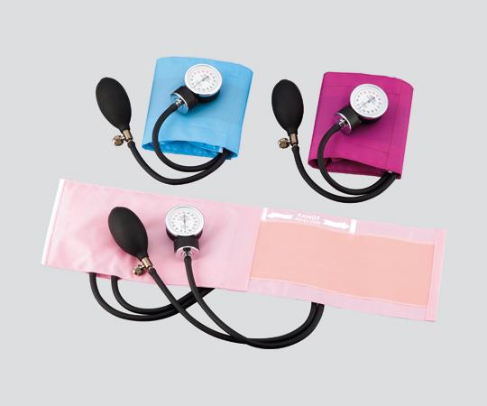 アネロイド血圧計 (ラテックスフリー)【8-5561-01/8-5561-02/8-5561-03/8-5561-04】