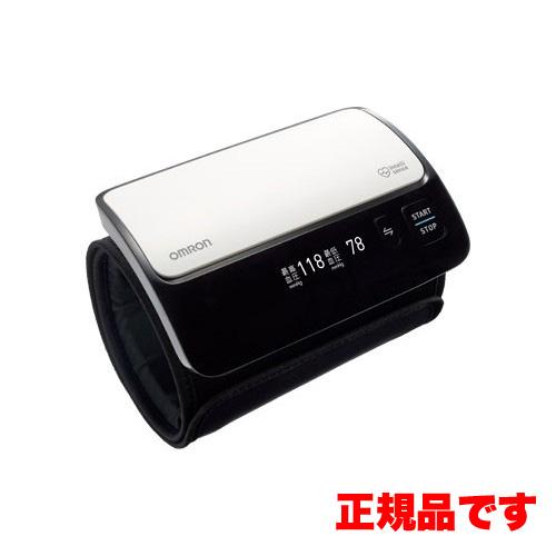 上腕式血圧計 HEM-7600T 血圧計 HEM-7600T HEM-7600T-W HEM-7600T-BK チューブレス 有機ELディスプレイ カフぴったり巻きチェック 血圧データ管理 簡単
