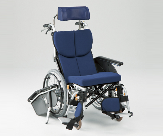 【送料無料】リクライニング車椅子オアシスOS-11TRSP N-2【8-2740-01】