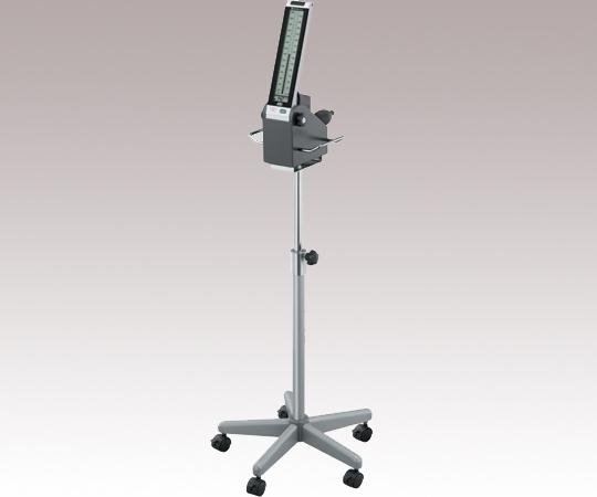 【送料無料】電子血圧計スタンド型 白/ピンク【8-7214-03/8-7214-04】