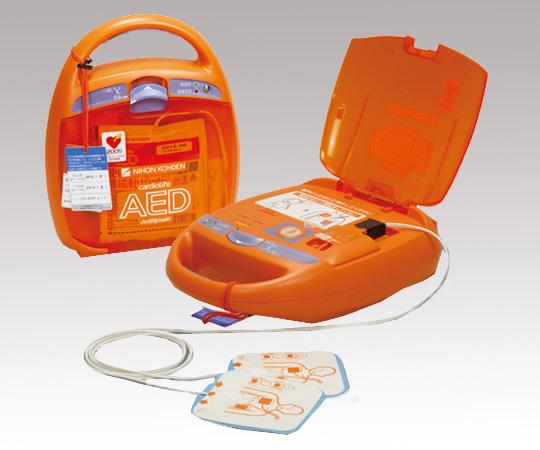 【送料無料】自動体外式除細動器AED-3100 (使い捨てパッドP-740 バッテリーパック SB-310V AED/CPR レスキューセット YZ-043H3 を含む)