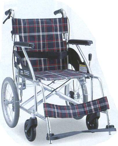 【車いす 介助式 ノーパンクタイヤ】【代引き不可】車椅子 アルミ製 背折れタイプ【介助式車椅子 ハイポリマータイヤ 折りたたみ 背折れ 収納 便利 簡単 安心 介助ブレーキ 医療 看護 介護 人気】