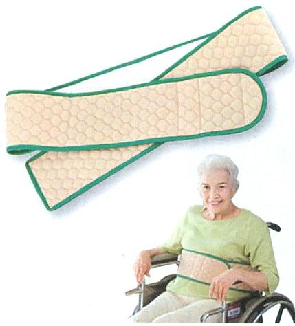腹部 大腿で固定でき 車椅子からのずり落ちを防止します 車椅子関連品 移動 介護用品 車椅子用補助帯 130×16808-1391-01 車椅子 大腿 固定 防止 医療 介護 人気 おすすめ 出群 自宅介護 補助 安全 便利 施設 看護 ナイロン 安心