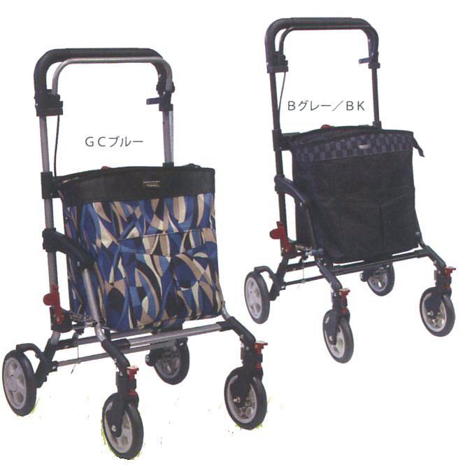【送料無料】島製作所 ショッピングカート アドリブ 保冷仕様バッグで引き使用可能