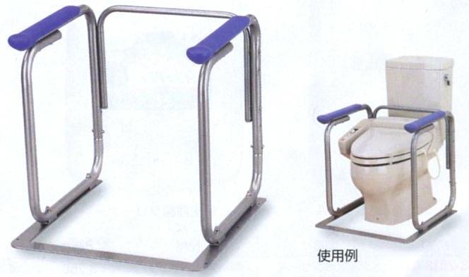 送料無料  トイレアームようすけ2 洗浄機能付きや水タンク一体型トイレにも容易に取り付けられます 付属の強粘着テープ、木ねじで固定することができます