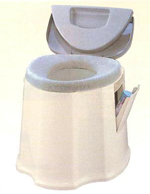 送料無料 ポータブルトイレGX 送料無料 場所をとらないコンパクトな設計 使い易いペーパーホルダー、小物収納ポケット付です, Reve Zeal:0c7656bd --- sunward.msk.ru