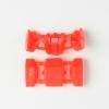 エレクトロタップ NEW売り切れる前に☆ 赤AMP10個入 赤 安心と信頼 10ケ入 適用電線0.50~0.85 AMP1袋