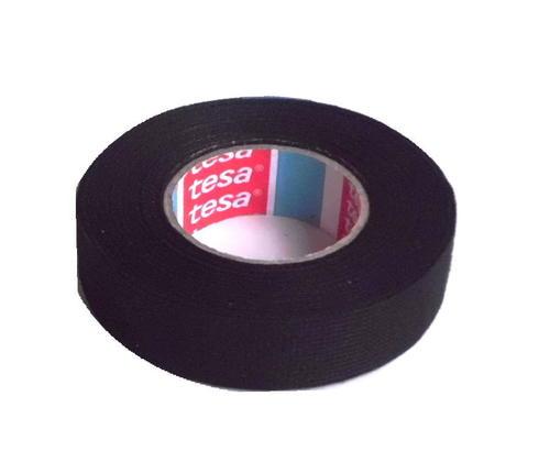 配線結束用tesaテープ異音防止テープ19mmx15m tesaテープ異音防止 緩衝 中耐熱 105℃ 19mmx15m使い切りの長さ tesa51608 配線結束用 SEAL限定商品 テープテサテープ 全商品オープニング価格