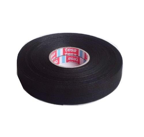 テサ ストアー テープ 細幅9mm×25m 宅配便送料無料 2巻入 異音防止不識布フェルト粘着 tesaテープ〔細幅〕9mm幅x25m1pc 配線結束用 緩衝 105℃ 中耐熱 テサテープ異音防止 tesa51608