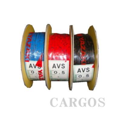 YAZAKI 配線コード 0.5mm1m単位可能 0.5mm業務用コード1m単位 配線コードAVS 格安 期間限定今なら送料無料